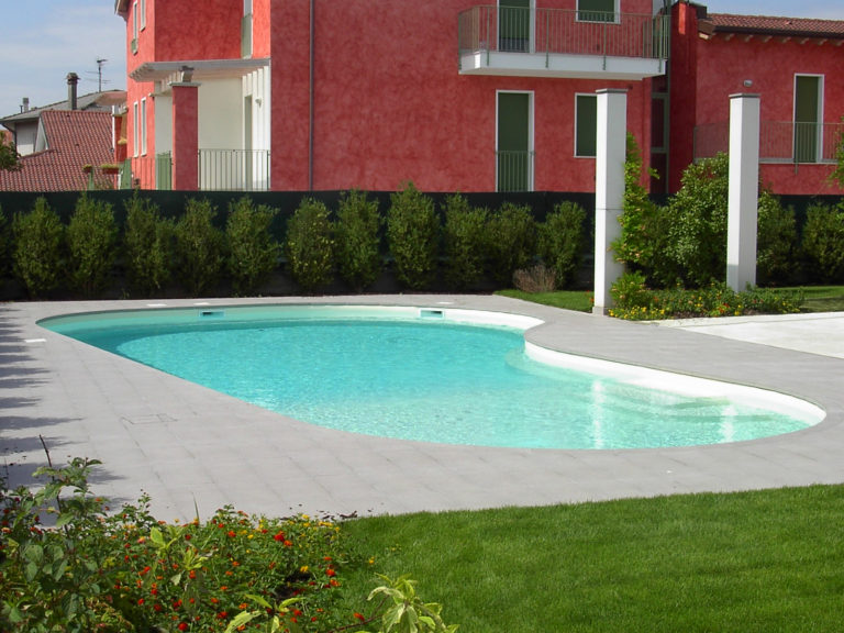 Kit Piscina Interrata Santorini