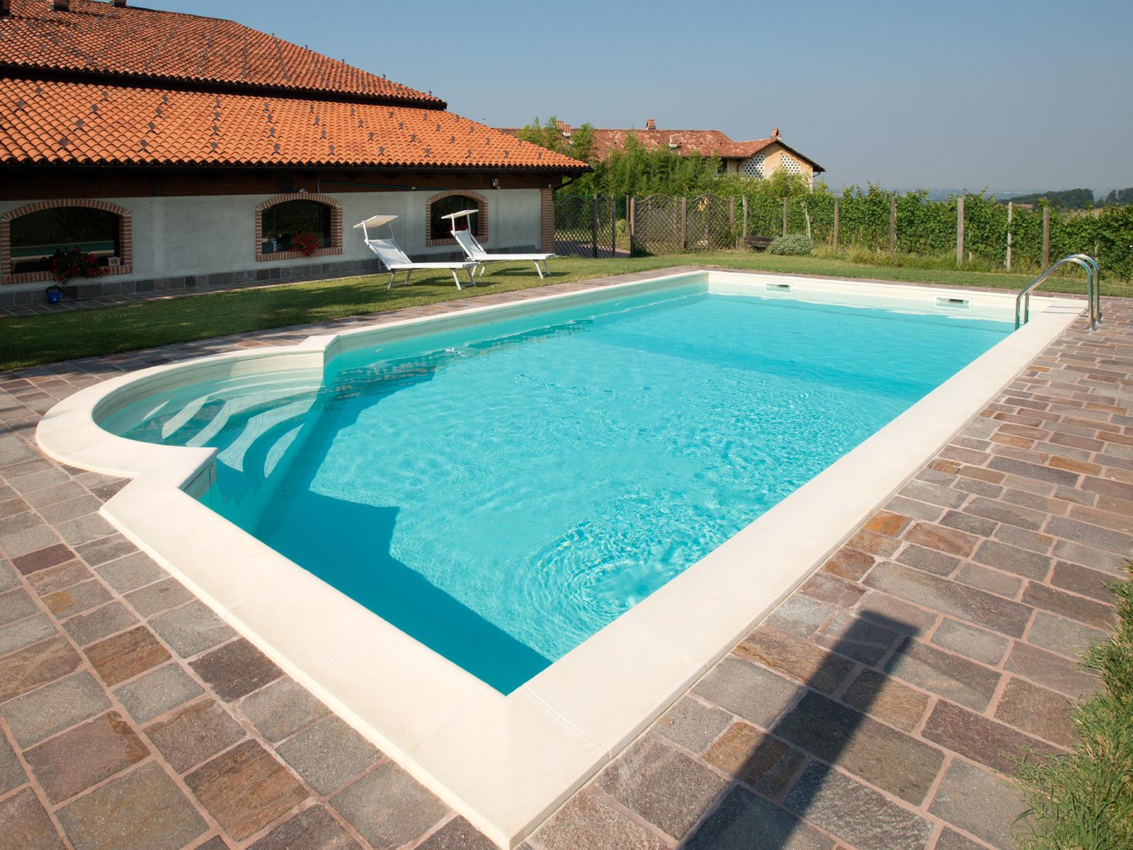 Piscine Interrate Prezzi Tutto Compreso kit piscine interrate isoblok | arkèpool